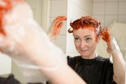 Suurimad vead, mida kodus juukseid värvides tehakse!