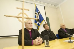 Uus kirikupea Urmas Viilma: aega muudatusteks on rohkelt!