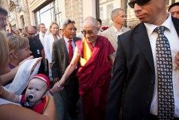 Dalai-laama visiit pani Eesti piimale Hiina turu kinni