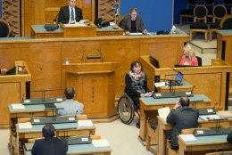 FOTOD: Töövõimereformi arutelul jäid riik ja reformi objekt erimeelele