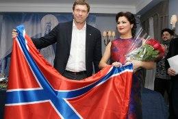 Maailmakuulus ooperidiiva Anna Netrebko tekitas poliitskandaali