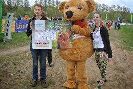 Spordisõbrad annetasid liigesehaigetele lastele ligi 8000 eurot