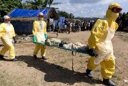 Teadus 2014: ebola, kadunud lained ja ebaõnn kosmoses