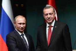 Türgi kaalub Putini ettepanekut gaasiühenduse loomiseks