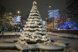 FOTOD: jõulud on tänavu ikkagi valged!