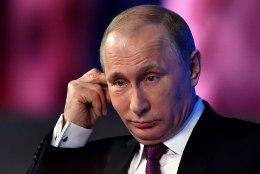 Barroso: Vladimir Putin on valevorst