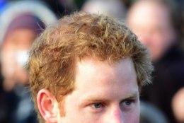 Prints Harry isa on siiski Hewitt?!