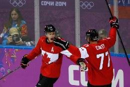 GALERII! JÄÄHOKIFINAAL: Kanada krooniti kindlalt olümpiavõitjaks!