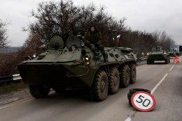 Ukraina presidendi kohusetäitja nõuab Putinilt agressiooni lõpetamist