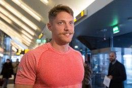 FOTOD: Trey Hardee saabus Eestisse paljaste säärte ja lustaka vuntsiga