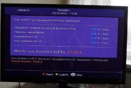 Sajad Elioni uue nutiTV kasutajad tahavad vana juurde tagasi pöörduda