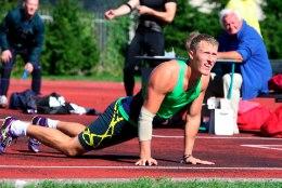 Risto Mätas viskas oda üle 80 meetri ja sai pronksi