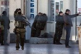 Tabati snaiper, kes lasi Simferopolis kaks inimest maha