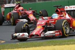 Ferrari tehnikadirektor: meie esitus Austraalia GP-l oli vastuvõetamatu!