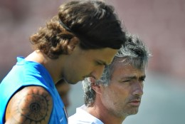 Mourinho: Zlataniga töötamine oli puhas rõõm!