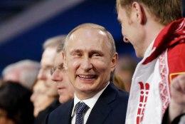 Kõik on kontrolli all: Putin läheb paraolümpia avamistseremooniale
