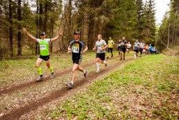 VIDEO: Mine metsa jooksma - Tartu jooksumaratoni rada on kuiv ja lumevaba