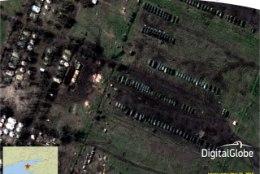 Satelliitfotod näitavad, et Venemaal on Ukraina lähedal üle 60 000 sõduri