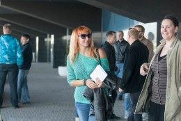 ÕNN KAASA! Tanja lendas koos eurotiimiga Taani