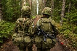 Kaitseliidu lahingüksused lõpetasid Kevadtormi