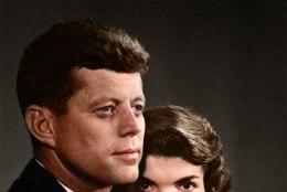 John Kennedy naine nägi mehe truudusetust läbi