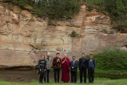 Tiibetlased hindavad kõrgelt eestlaste toetust