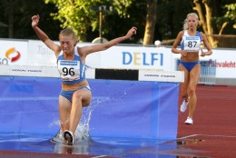 Jekaterina Patjuk jooksis Eesti rekordi