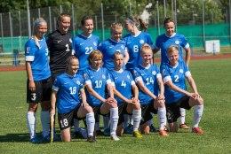 Eesti naised kaotasid Rumeeniale