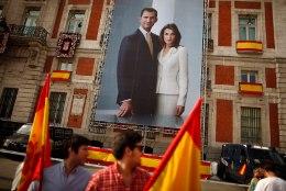 FOTOUUDIS: Hispaania sai uue kuninga!