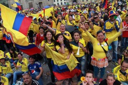Ott Järvela | Kolumbia haaras Uruguailt teatepulga