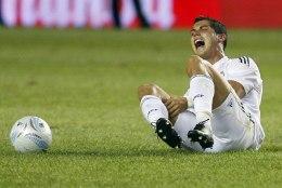 PAUK LUUAVARREST: Kas Ghana nõid nurjas Ronaldo MMi?