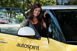 FOTOD: Birgit Õigemeel sõidab nüüdsest tibukollase autoga
