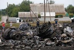 Lääne luureteenistused: lennuki tulistasid alla Moskva-meelsed mässulised