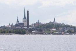 GALERII: Tallinnas said avalöögi merepäevad
