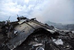 Rahvusvahelistel uurijatel on probleeme õnnetuspaigale pääsemisega