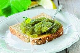 Suvikõrvitsamarmelaad sidruniga