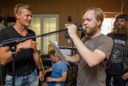 """Ott Sepp katsetab laulmist: """"Olen väga ebamusikaalne, aga küll ma kuidagi ikka välja ujun."""""""