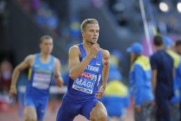 FOTOD! Uue Eesti rekordi püstitanud Rasmus Mägi pääses probleemitult finaali