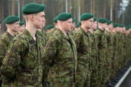 2015. aastal osaleb missioonidel üle 140 kaitseväelase