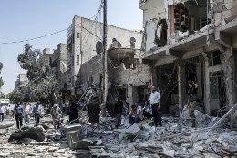 ÜRO: Süüriast on põgenenud enam kui kolm miljonit inimest