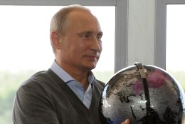 Andrei Piontkovski: Putin panustab (neljanda) maailmasõja võitmisele