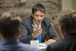 Eesti Panga president Ardo Hansson: sularaha ei kao kuskile