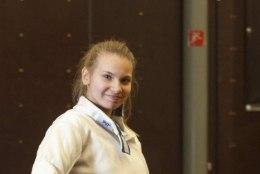 14aastane Karoliine Loit pürgib isa jälgedes epeevehklemise tippu