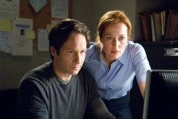 """X-Files"" naaseb teleekraanidele"