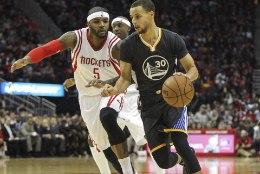 NBAs särava Golden State'i liidri edu saladus: ei taha emale trahvi maksta