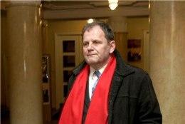 Ajakirjanik Peeter Ernits kandideerib Keskerakonna nimekirjas Riigikokku