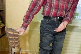 """40 aastat proteesi kandnud mees: """"Miks ma pean iga kord tõestama, et mul jalga ei ole?"""""""