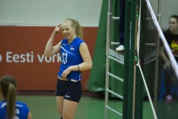 GALERII: Eesti võrkpallineiud said Türgilt kindla kaotuse