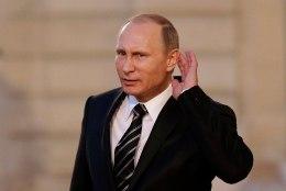 Putin: USA näitas keeldumisega nõrkust