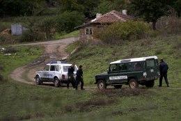 Bulgaaria piiril lasti illegaal maha